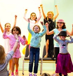 Drama & Singing School Holiday Workshops NSW