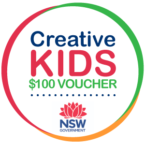 Creative Kids Voucher by NSW Govt