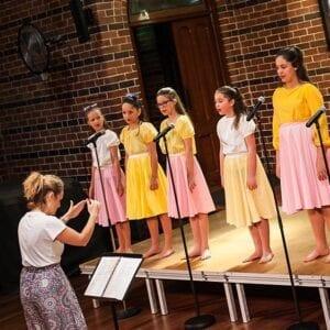 Singing Classes for Children