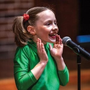 Singing Classes for children at Brightsparks NSW