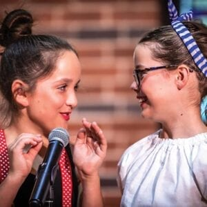 Musical Theatre Holiday Workshops